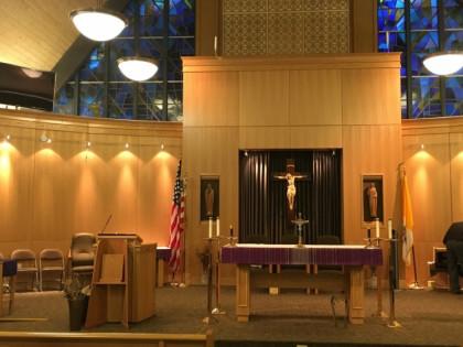 Christ Prince of Peace Catholic Community (Hill AFB Chapel)