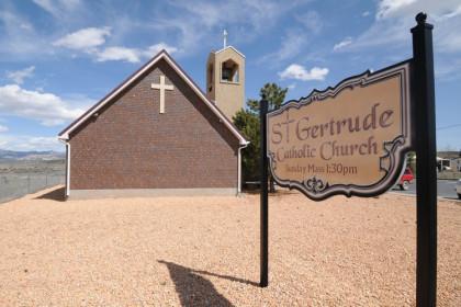 Saint Gertrude Catholic Mission