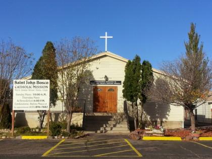 Saint John Bosco Catholic Mission