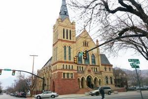 Saint Joseph Catholic Church, Ogden