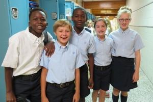 Saint Vincent de Paul Catholic School (Infants-8th Grade)